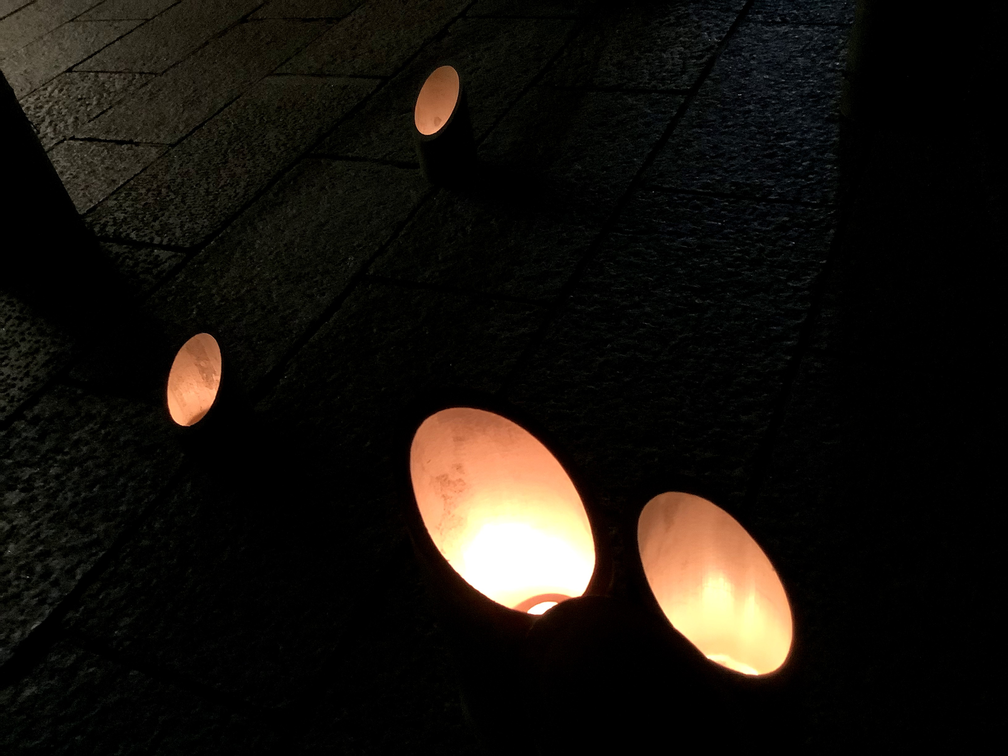 Kawagoe Take Akari (bamboo Lanterns)