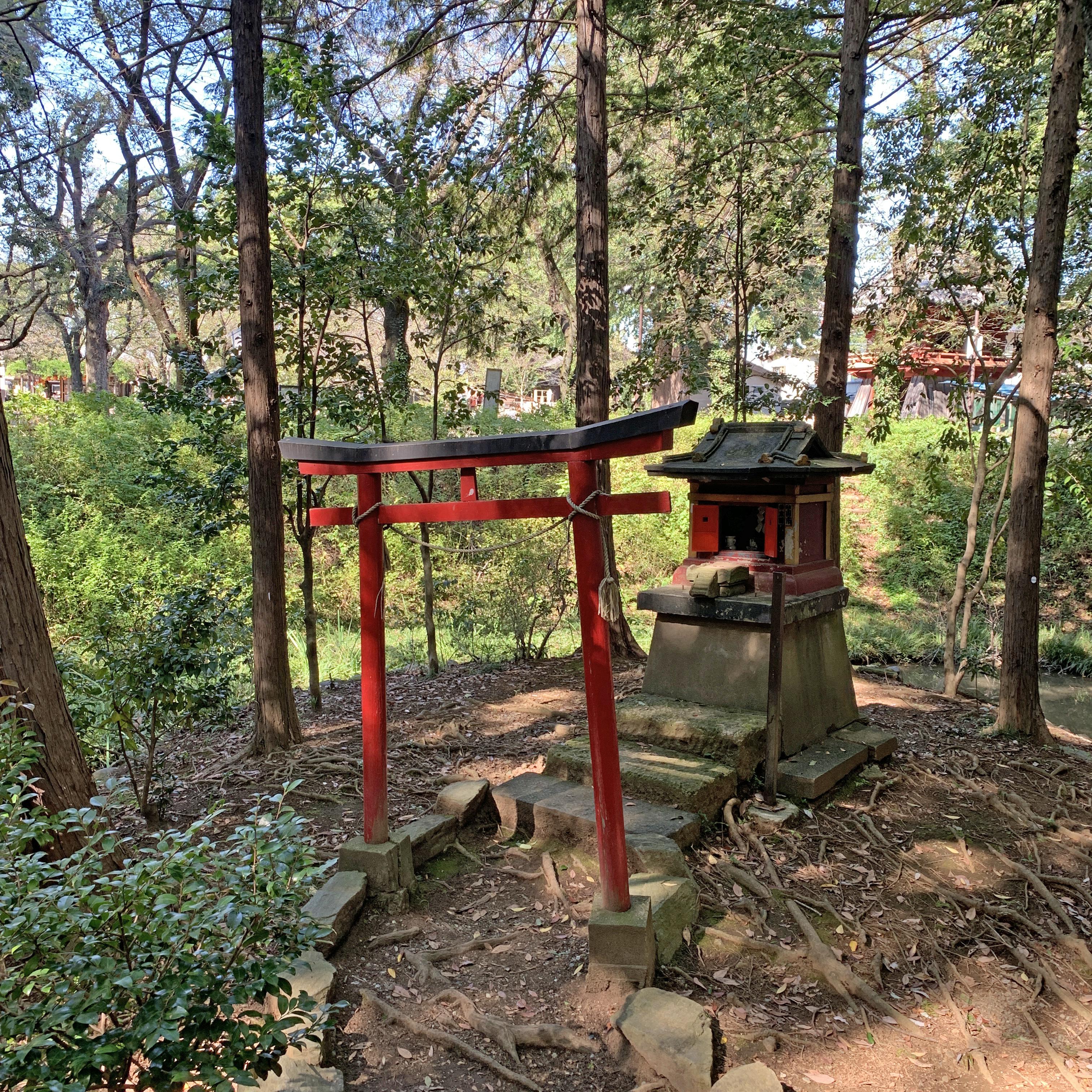 弁財天厳島神社