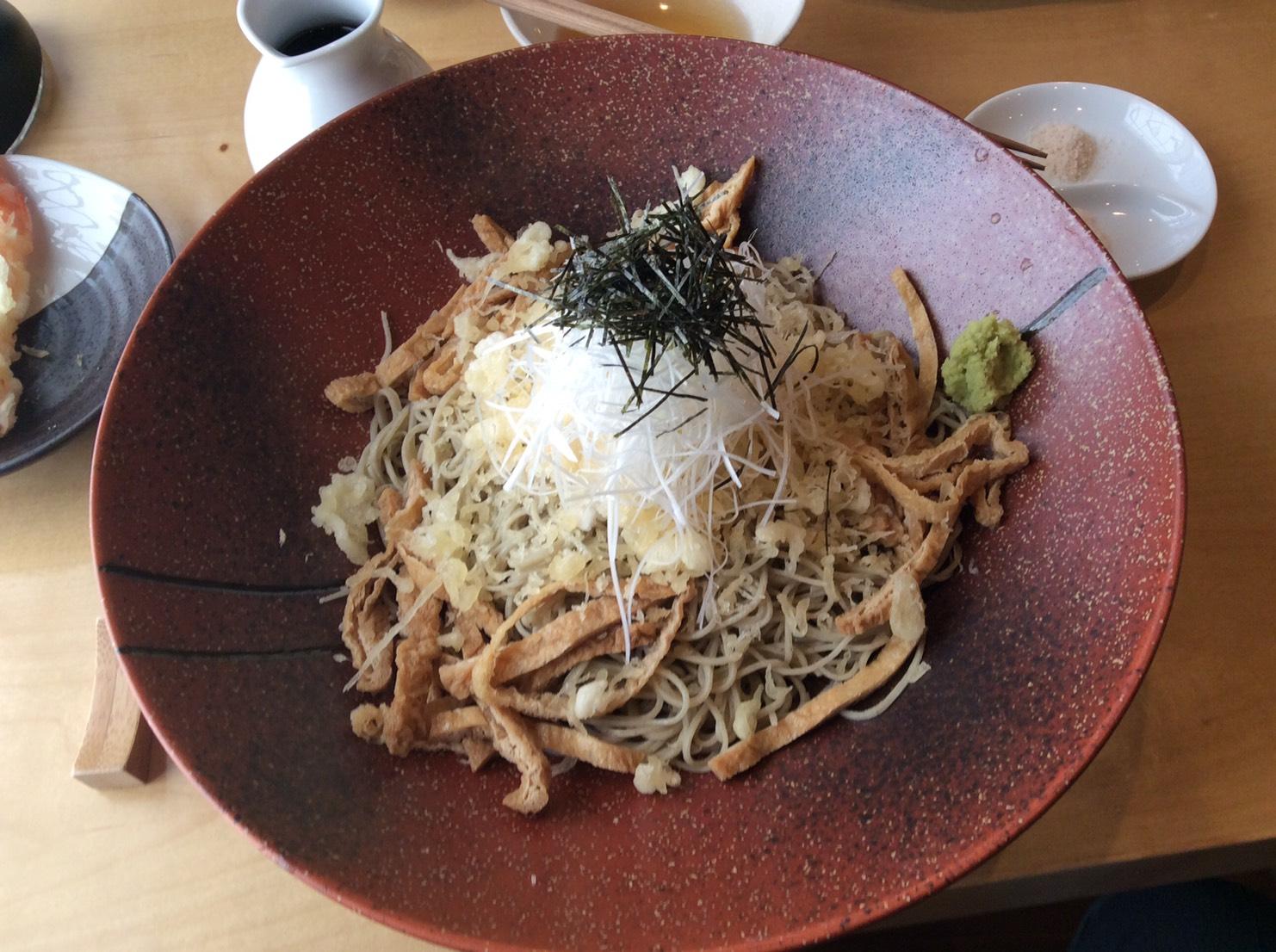 むじな蕎麦 十限無 (蕎麦屋)