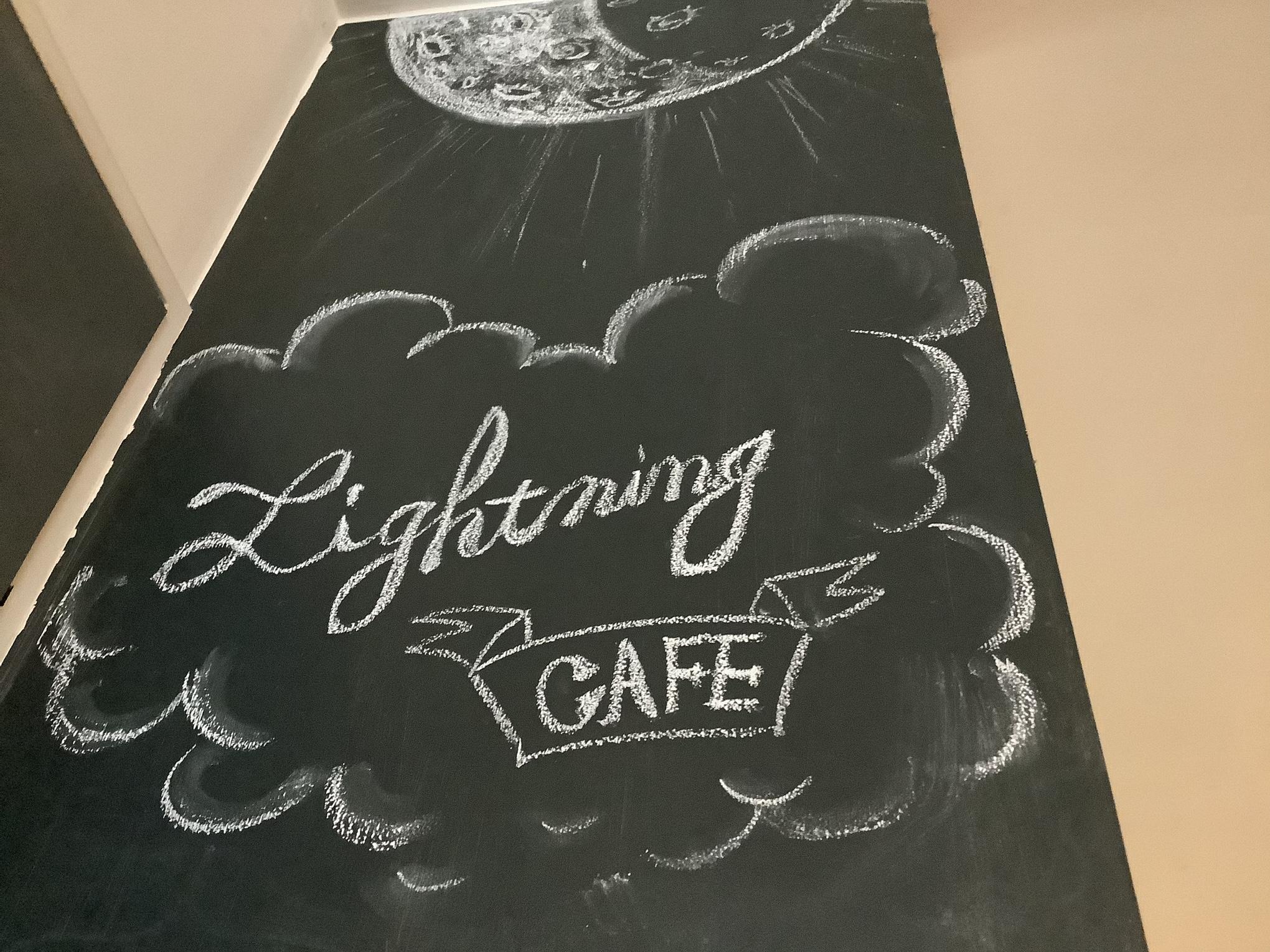 ライトニングカフェ(Lightning Caf)