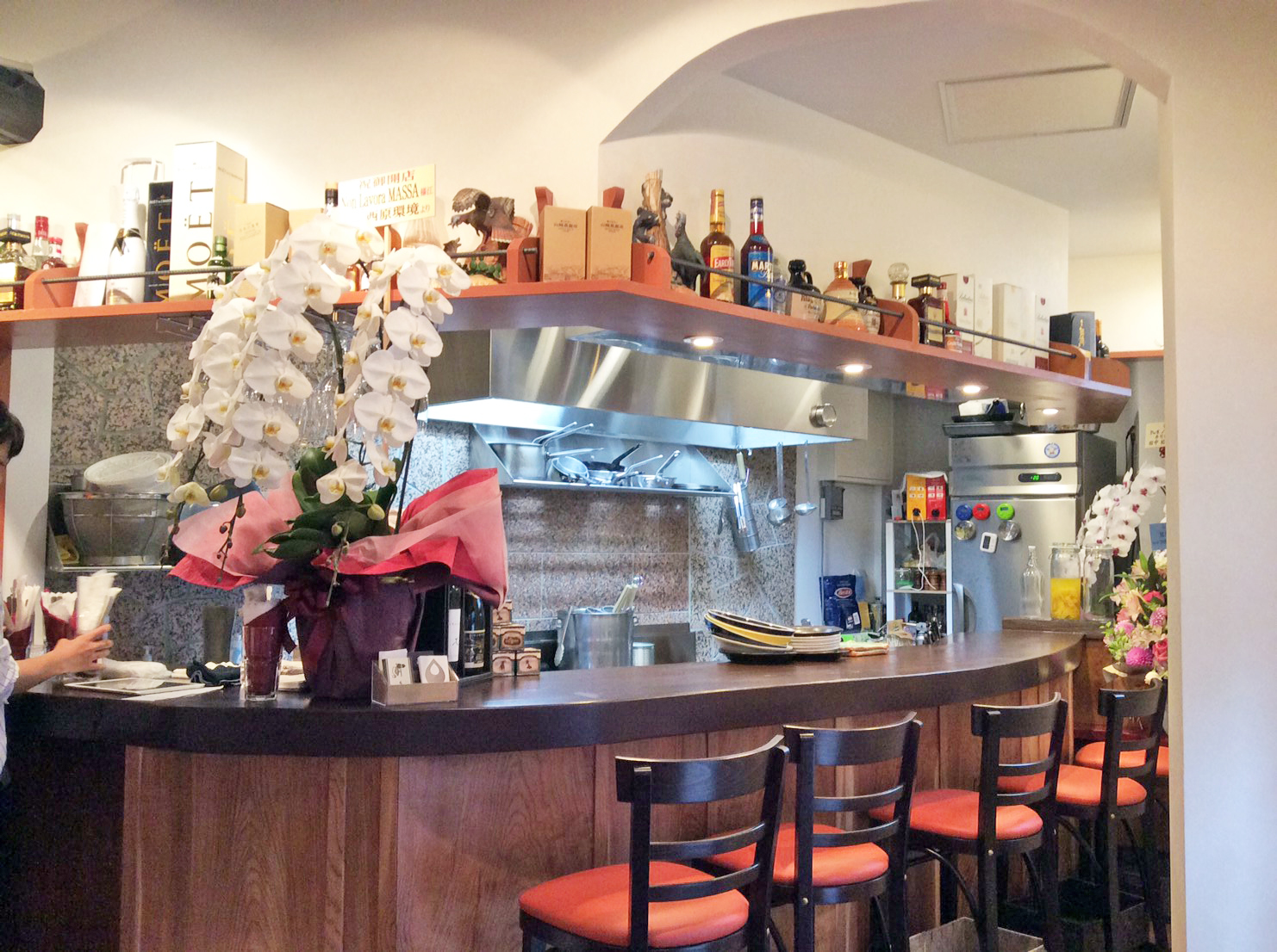 Italian restaurant MASSA