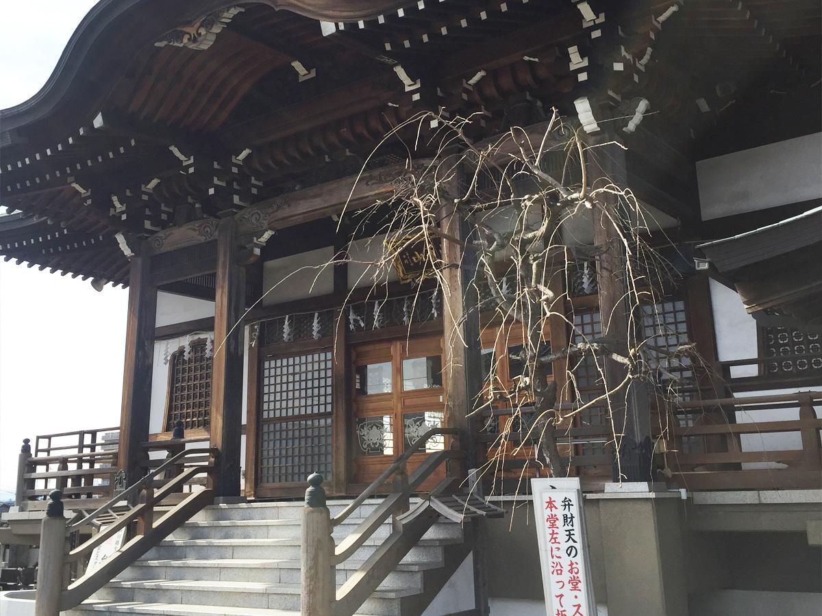 妙昌寺 本堂