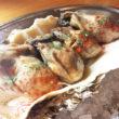 牡蠣の自家製オイル漬け