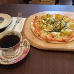 カフェK コーヒーとピザ