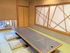 Horigotatsu(Sunken kotatsu)